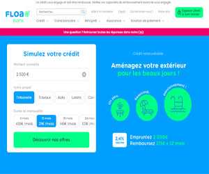 Site Internet de Banque Casino